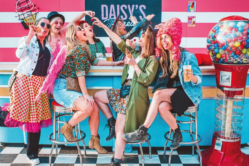Daisy-festival